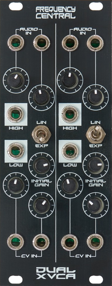 Assembled Frequency Central Dual XVCA