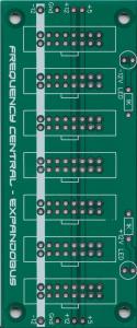 Expandobus PCB