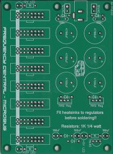 Microbus PCB