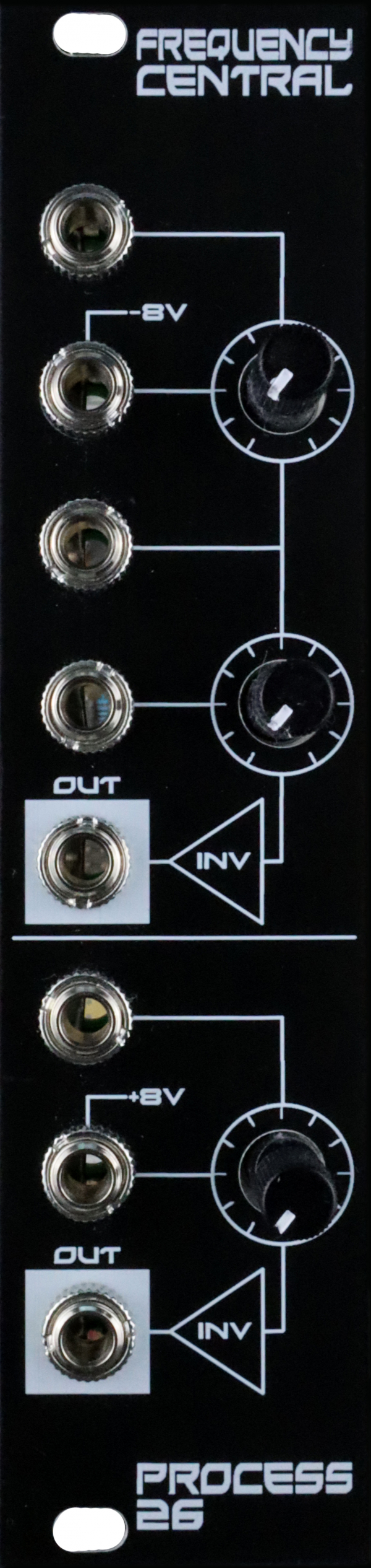 Assembled Frequency Central Process 26