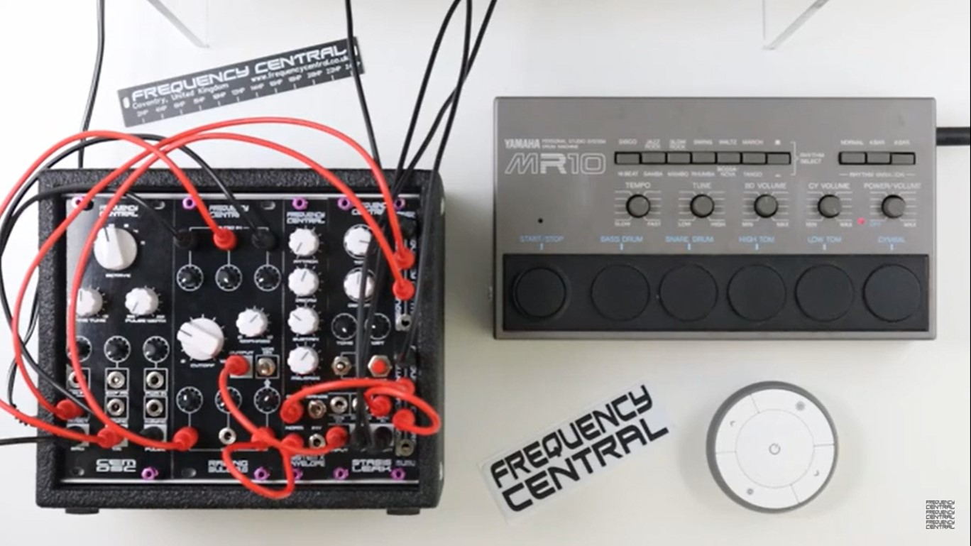 Frequency Central feat. Raging Bull VCF/VCA, CEMosc, System X Envelope and Stasis Leak a.k.a. Bass!!