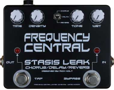 Assembled Frequency Central Stasis Leak