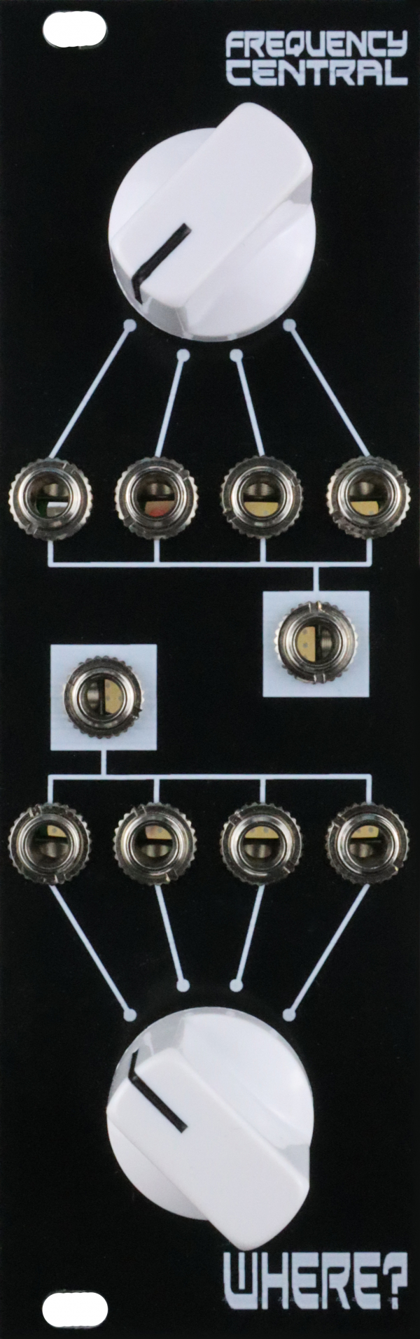 Assembled Frequency Central Where?
