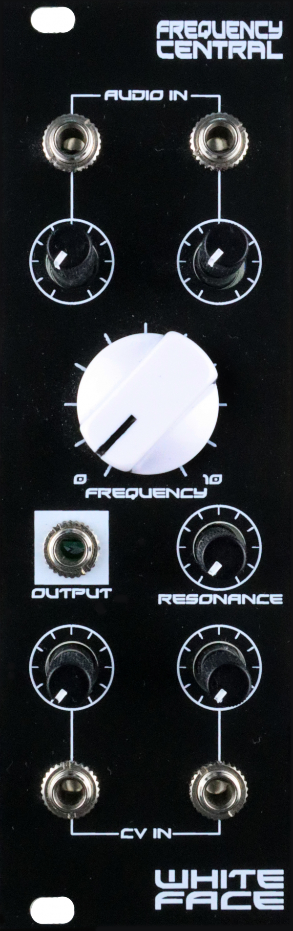 Assembled Frequency Central Whiteface