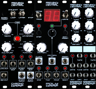 Fully Assembled Frequency Central Drums Bundle