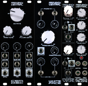 Fully Assembled Frequency Central Starter Modular Bundle